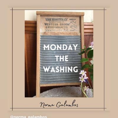 Monday The Washing