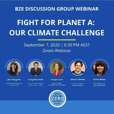 Climactic Live | BZE - Fight for Planet A Panel