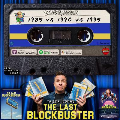 The Last Blockbuster director Taylor Morden judges this B-movie battle between 1985, 1990 & 1995!