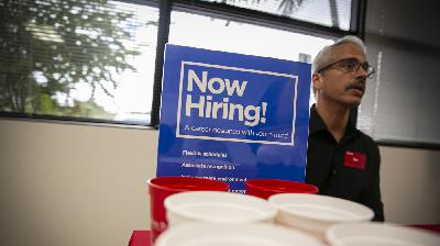 Jobs Friday: The Worker Shortage Mystery
