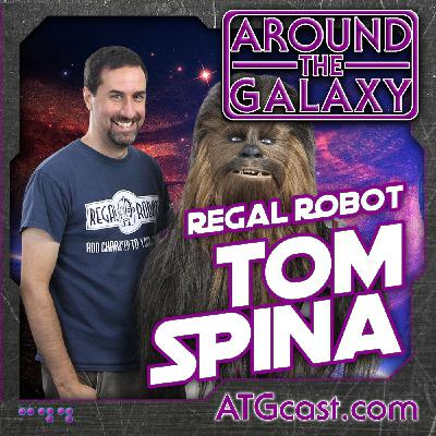 122. Tom Spina: Giving Props ... New Life
