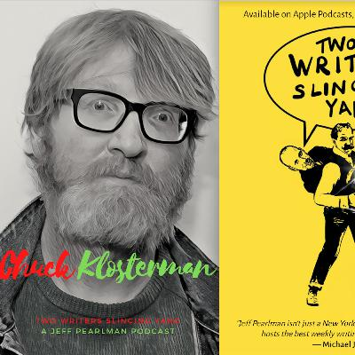 Chuck Klosterman: Author, sports and music journalist