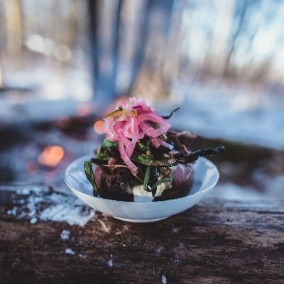 Episode 318: Campfire Cookery and Wild Kitchens
