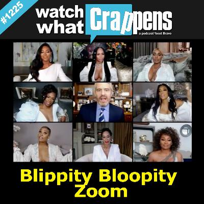RHOA Reunion 1: Blippity Bloopity Zoom