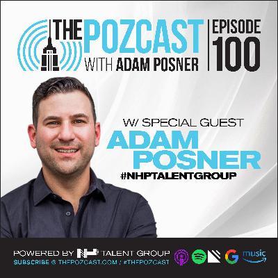 BEST OF #thePOZcast: E100 Adam Posner: Gary Vee Hands Me My Loss