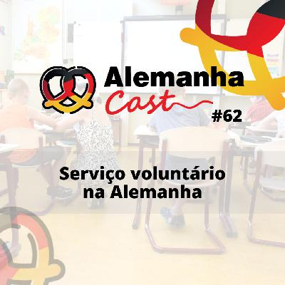 #62 Serviço voluntário na Alemanha