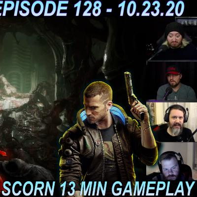 REACTING to Scorn Gameplay and is Ghost of Tsushima Legends any good?