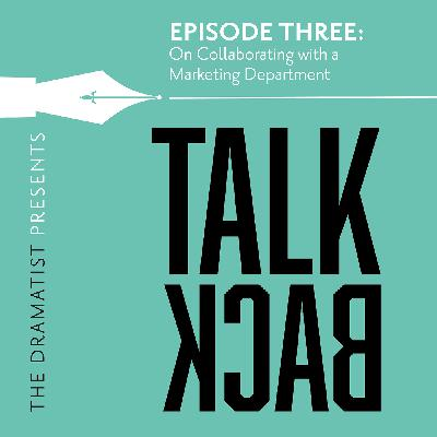 #3 - If We Don't Ask, They Don't Give - On Collaborating with a Marketing Department