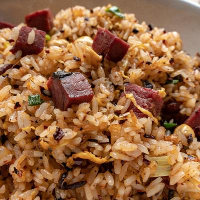 Episode 76: Rice as Comfort Food