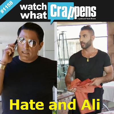 Shahs of Sunset: Hate and Ali