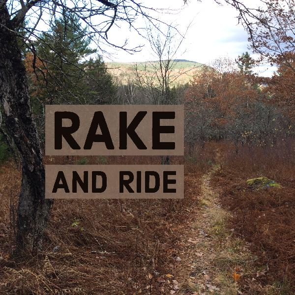 Rake and Ride
