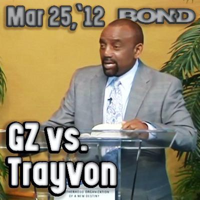 03/25/12 George Zimmerman / Trayvon Martin (Archive)