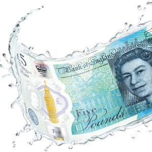 The New Fiver: Polymer notes