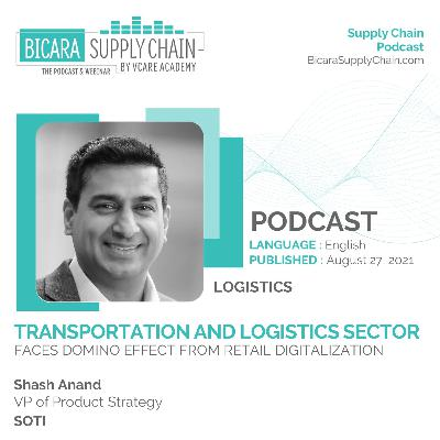 146. Transportation and Logistics sector faces domino effect from retail digitalization