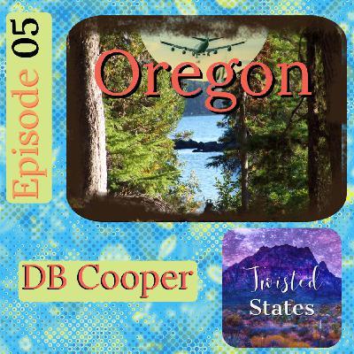 Episode 05: Oregon DB Cooper