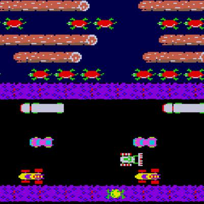Episode 37 - Why Did The Frogger Cross The Road? He Had To Get Home!
