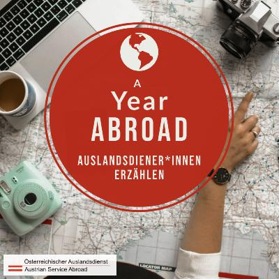 Julian Seidenbusch aus Petrópolis, Brasilien: A Year Abroad