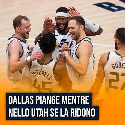 Dallas piange mentre nello Utah se la ridono