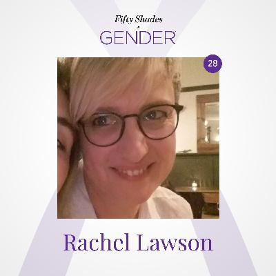28. RACHEL LAWSON: no gender labels, thank you very much