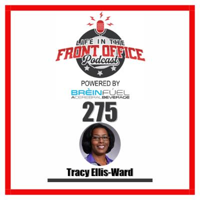 Ep 275 - Tracy Ellis-Ward, Senior Associate Commissioner and Chief DEI Officer at the Big East