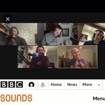 792: Beesotted On Monday Night Club on BBC Radio 5 Live