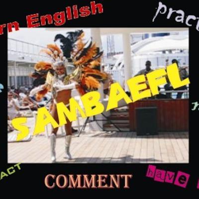 SambaEFL. Are you ready?