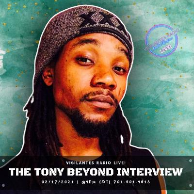 The Tony Beyond Interview.