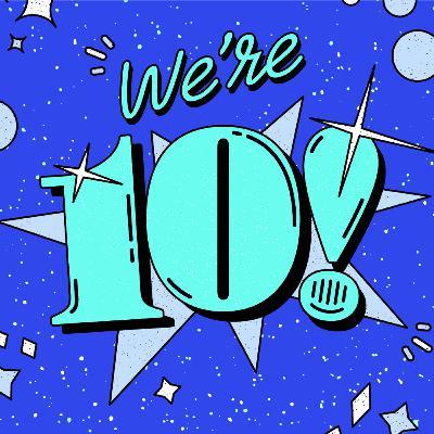 Celebrating 10 years of Intercom