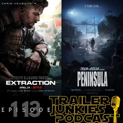 Extraction & Train to Busan Presents Peninsula with a comparison to Train to Busan from 2016