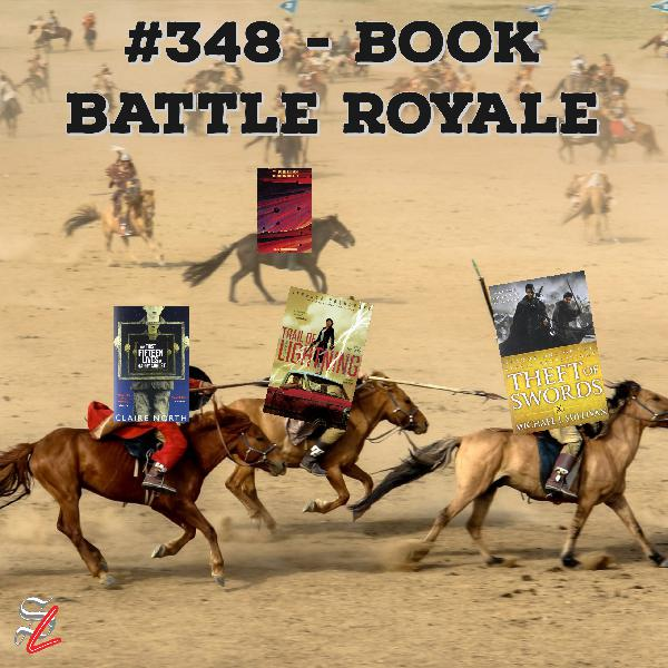 #348 - Book Battle Royale