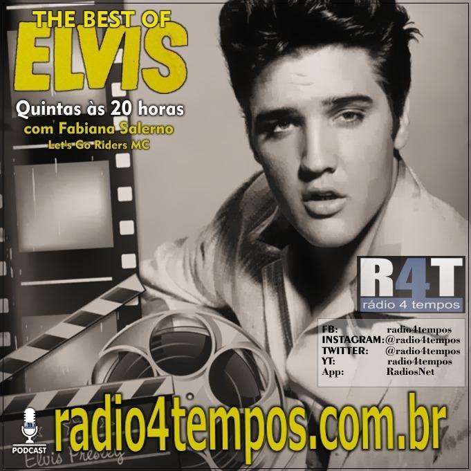 Rádio 4 Tempos - The Best of Elvis 104:Rádio 4 Tempos