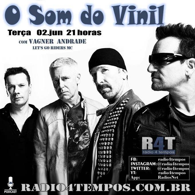 Rádio 4 Tempos - Som do Vinil 35:Rádio 4 Tempos