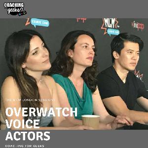 The MCM London Interviews - Overwatch - Mercy, Zarya and Genji - Lucie Pohl, Gaku Space and Dolya Gavanski