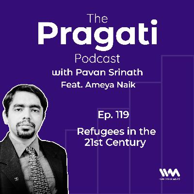 Ep. 119: Refugees in the 21st Century