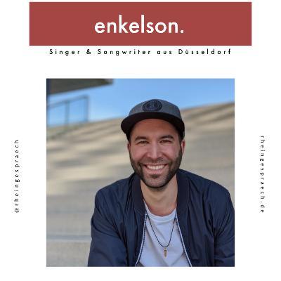 Folge 02.02: Einfach mal machen! - enkelson: Singer & Songwriter aus Düsseldorf