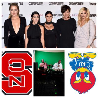 Ep. 129 - Celebrity, NC State Review, KU Preview, Why We Hate Kansas, Chad Johnston Interview