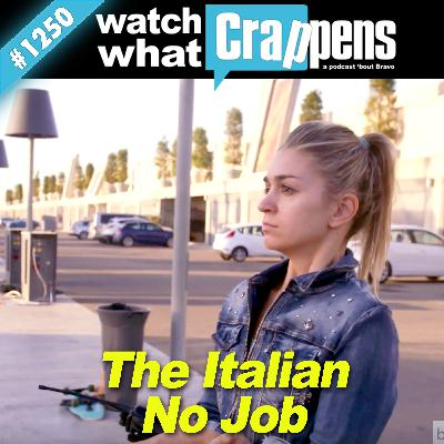 BelowDeckMed: The Italian No Job