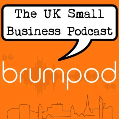 BrumPod015: Apps, Mobile Websites, Smart Technologies and Small Business - How Can They Help You?