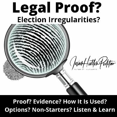 Stopbitching Use Critical Thinking Legal Proof Of Election Fraud