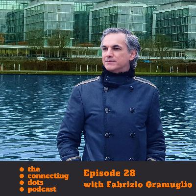 #28: Fabrizio Gramuglio, how will technology change our life on earth?