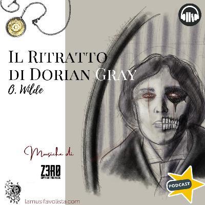 IL RITRATTO DI DORIAN GRAY • O. Wilde ☆ Capitolo 1 ☆ Audiolibro ☆
