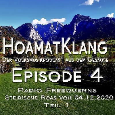 Hoamatklang_Episode_4_Steirische Roas 04.12.2020 Teil 1