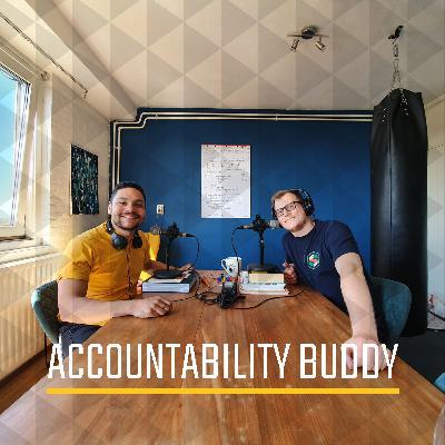 Jeffrey Afolabi en Skip van der Lande over Accountability Buddy