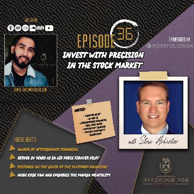Invest with Precision in the Stock Market | Episode #36 | with Steve Ankerstar