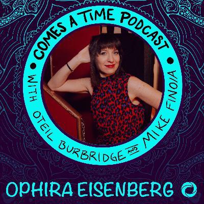 Episode 29: Ophira Eisenberg