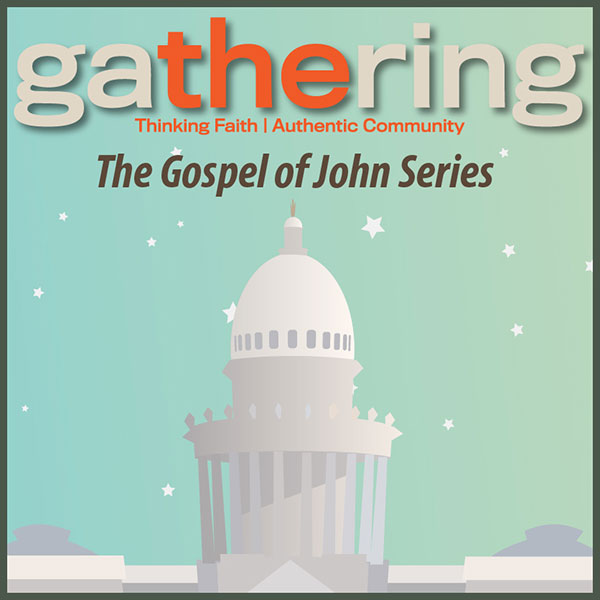 The Gospel of John Episode 1 - Andrew Miller - John 1:1
