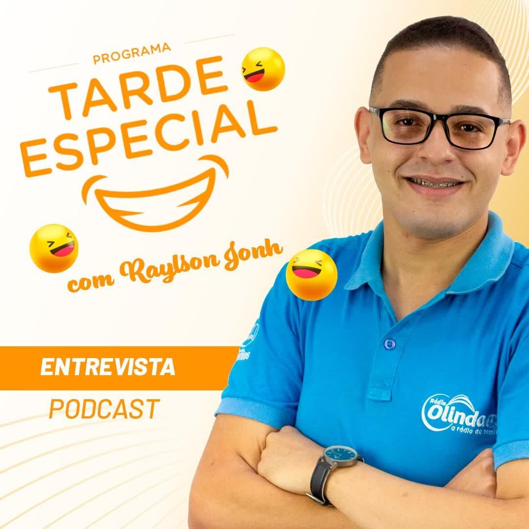 ENTREVISTA - TARDE ESPECIAL - RODRIGO DUARTE - SEXTA - 14.05