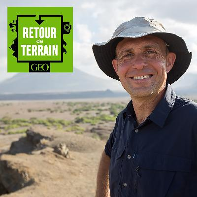 # 17 Arnaud Guérin ou les aventures volcaniques d'un photographe géologue
