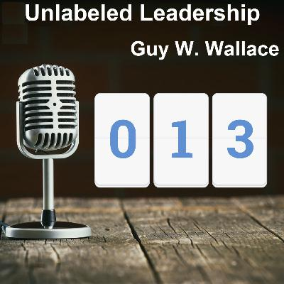 013: Guy Wallace and Clarity of Purpose