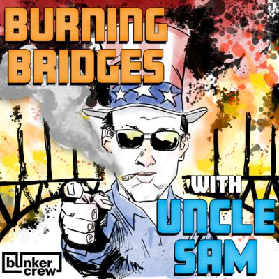 Bonus: The Meiselas Brothers Exclusive Interview on Burning Bridges with Uncle Sam